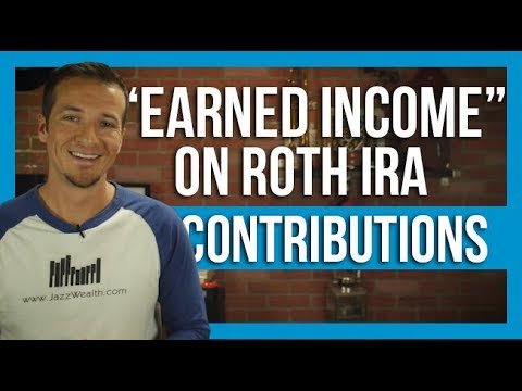 How the IRS looks at your Roth IRA contributions.