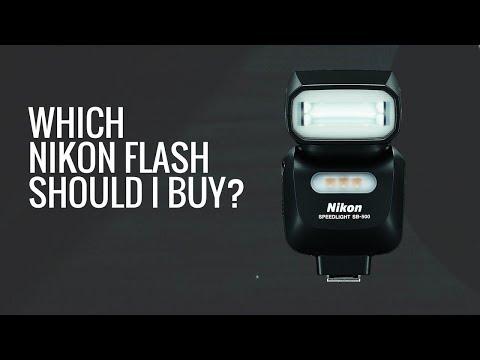 What Nikon Speedlight Should I Buy?