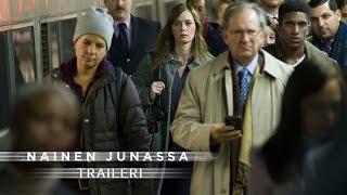 NAINEN JUNASSA nyt elokuvateattereissa  (trailer 1)