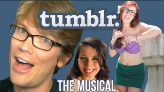 Repeat youtube video Tumblr: The Musical