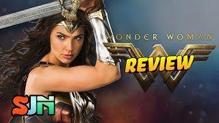Wonder Woman Movie Review! (NO SPOILERS!)