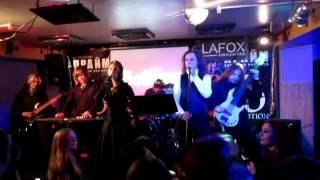 I Miss My Death - Der Tanz Der Schatten (live @ Prime club, Kiev 13.10.2012)