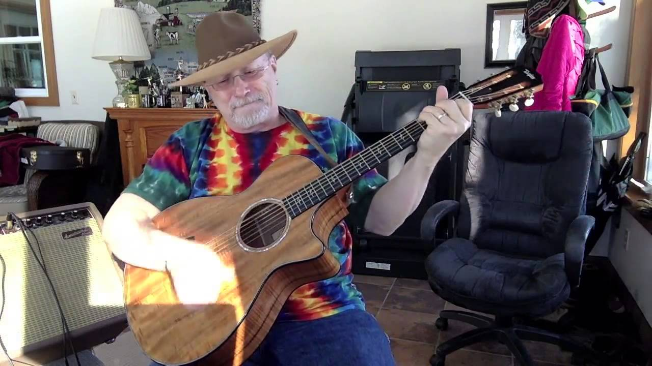 1452 Small Town John Mellencamp Cover With Guitar Chords And