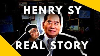 Henry Sy Story - How SM Become So Successful - Negosyo Tips