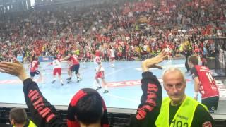 Vardar vs Flensburg 26 04 2014