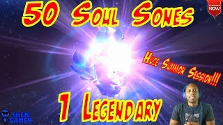 50 Soulstones & 1 Legendary - Might and Magic Elemental Guardians