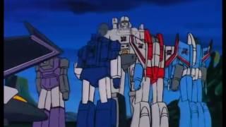 Transformers G1 Latino : La Antimateria