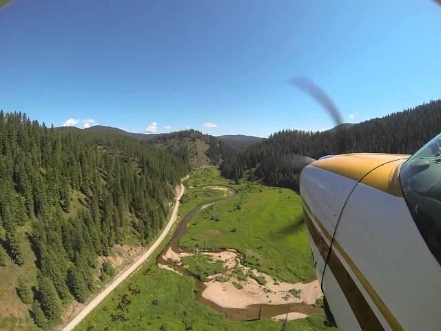 Take Off/Magee Airstrip (S77)