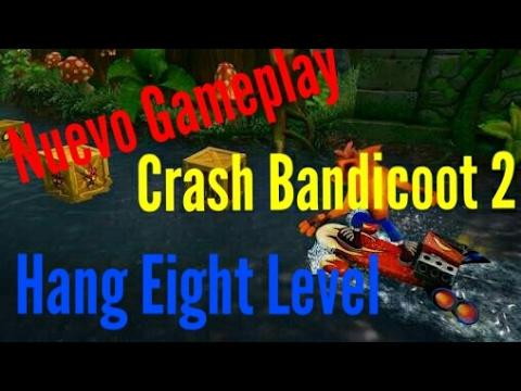Crash Bandicoot N. Sane Trilogy, Hang Eight Level vídeo reacción