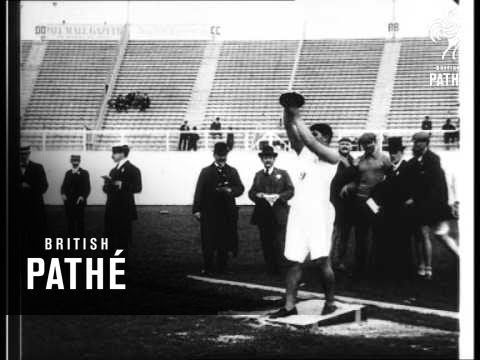 Olympic Games In London (1908)
