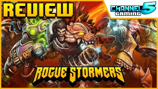 Final Game Review!: Rogue Stormers