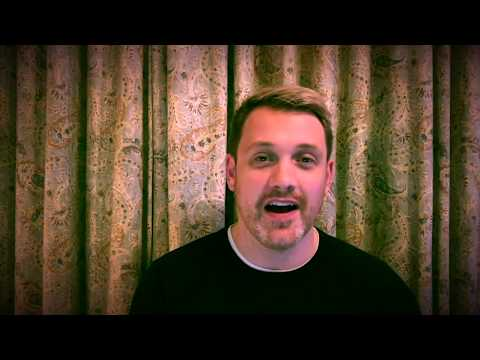 Michael Arden: Audition for Annie at the Hollywood Bowl!
