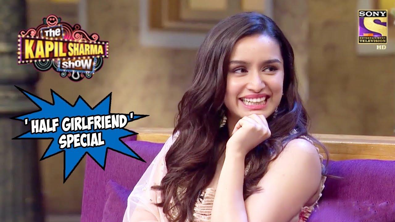' Half Girlfriend ' Special - The Kapil Sharma Show