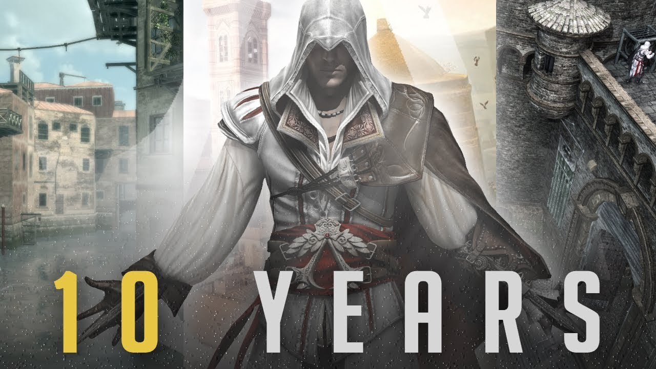 10 Years of Assassin's Creed II (A Tribute) thumbnail