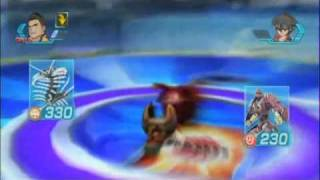 Bakugan Video Game Gameplay New Channel