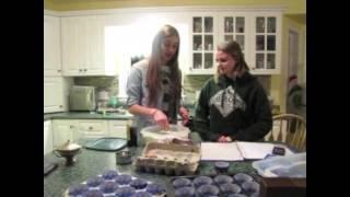 Mini Oreo Cheesecakes Baking Tutorial | Morgan & Sonja
