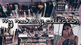 МОЯ КОСМЕТИКА 2018 / моя КОЛЛЕКЦИЯ КОСМЕТИКИ в 16 ЛЕТ / my makeup collection / 16 y.o
