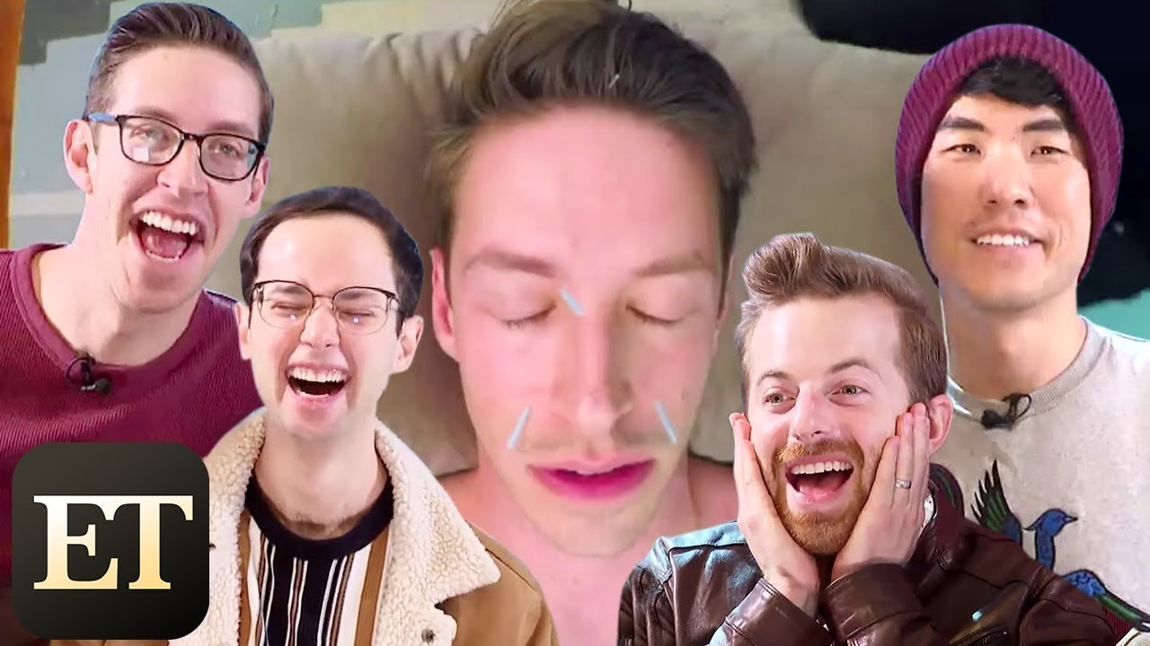 The Try Guys React to Their Most Popular Videos