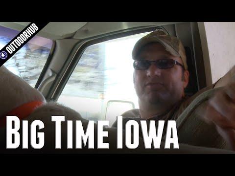 Jimmy Big Time Hunts Iowa