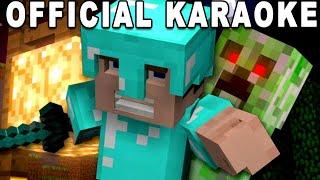 Revenge Minecraft Song OFFICIAL KARAOKE INSTRUMENTAL + LYRICS