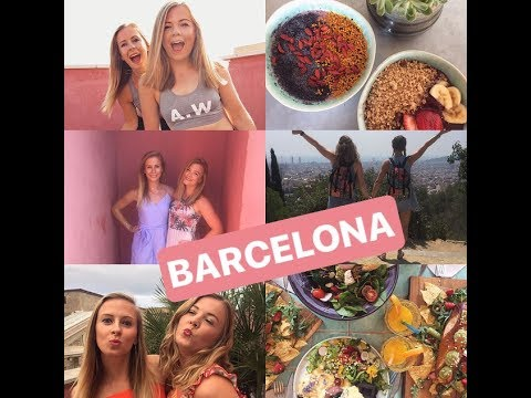 A WEEKEND IN BARCELONA 14-16th July