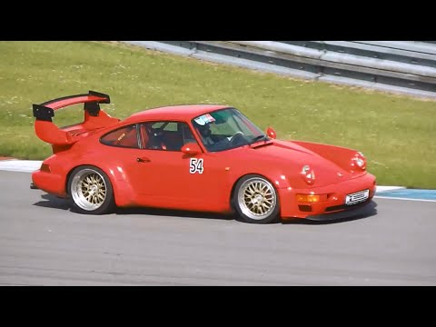porsche 964 carrera rsr awesome sound accelerations downshifts youtube. Black Bedroom Furniture Sets. Home Design Ideas