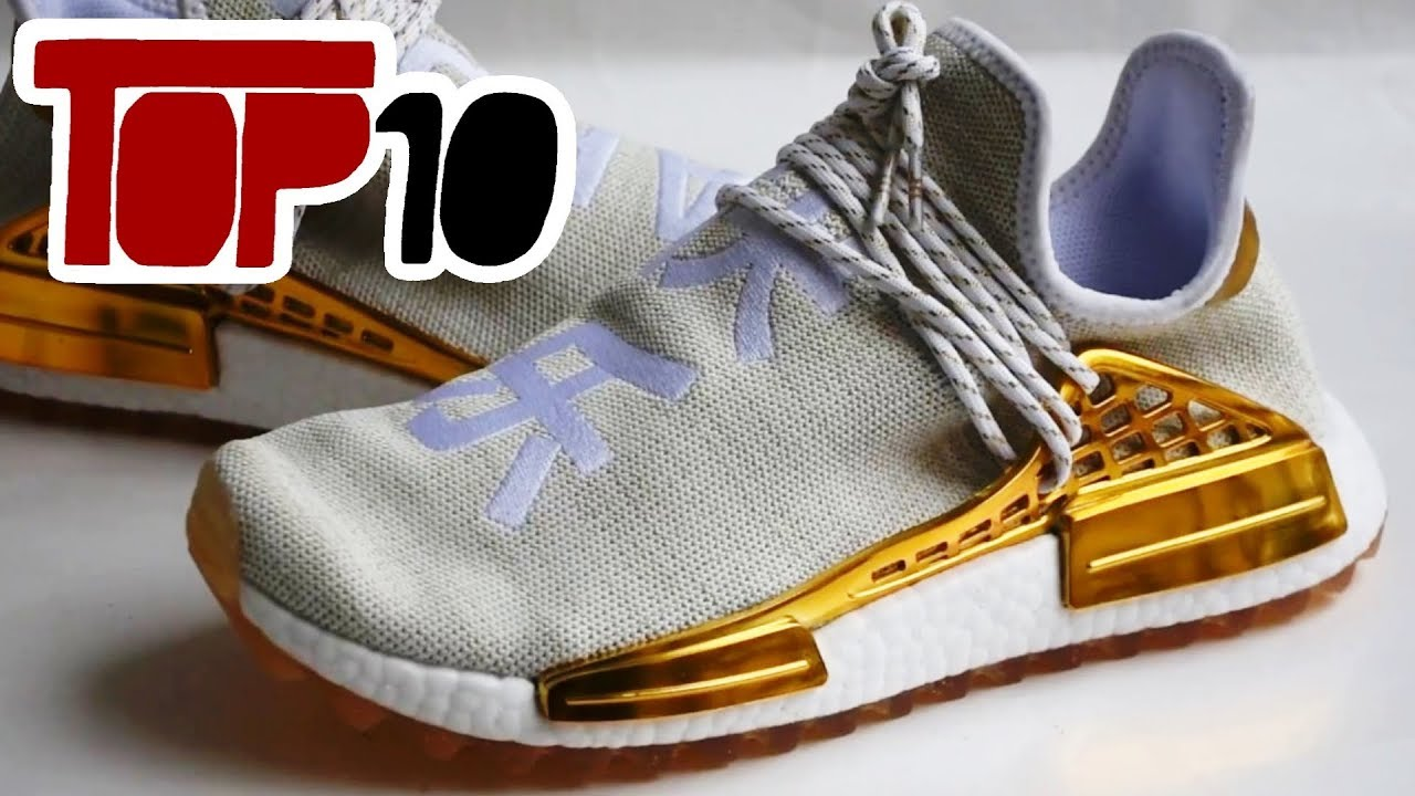 77bc89c6d77f Top 10 Most Expensive Adidas Shoes In 2018 - YouTube