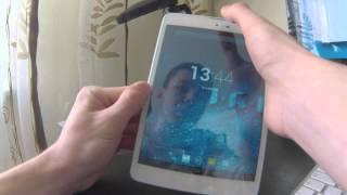 Обзор Tablet PC IRU M7801G