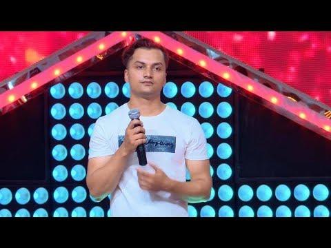 Raju Pant The Voice of Nepal (Blind Audition) | K Yo Maya Ho Jerry|