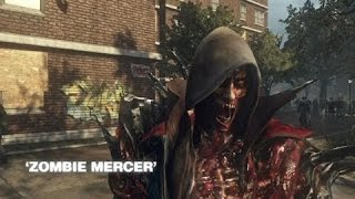 Prototype 2 skin Alex Mercer zombie and gameplay