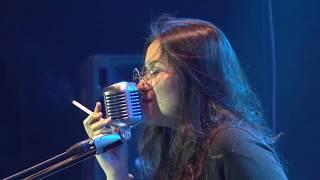 DANILLA - Senja di ambang pilu Live Folk Musik festival 2017