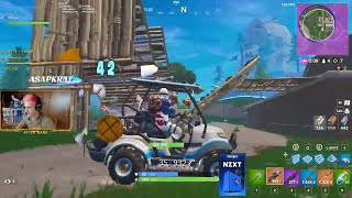 NINJA'S BEST PLAY YET - Fortnite Funny & Best Moments! #16 (Daily Moments)