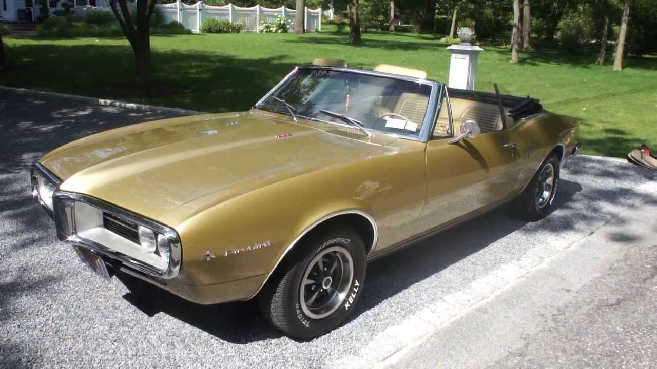 1967 pontiac firebird convertible for sale matching 326. Black Bedroom Furniture Sets. Home Design Ideas
