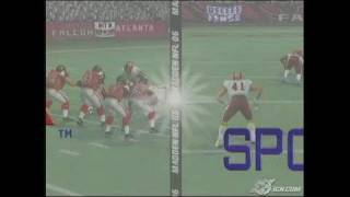 Madden NFL 06 Xbox Gameplay - Playback