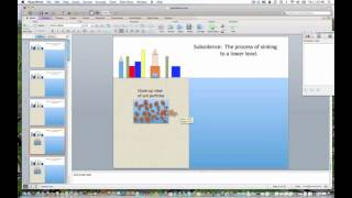 How to Create Animations for your Science Video Using Powerpoint: Part One