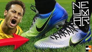 Neymar's New Boots!! PURO FENOMENO Mercurial