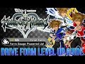 Kingdom Hearts 2 Guide - How to Easily Level Up Every Drive Form - PS4