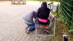 Fenja und Toby machen Schweinkram