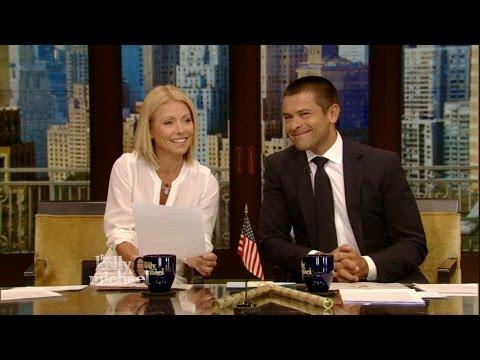 Kelly Ripa and Mark Consuelos Address Baby Rumors