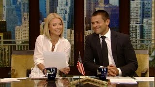 Kelly Ripa and Mark Consuelos Address Baby Rumors