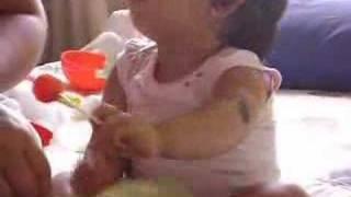 Vania, a beautiful baby