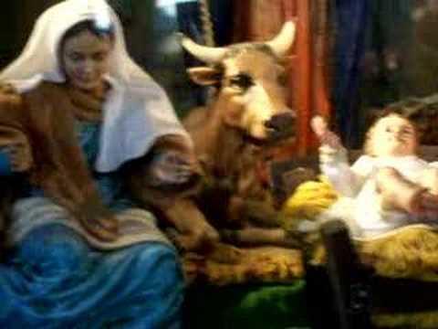 Motorized Nativity