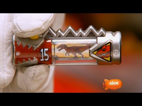 Dino Blaze Charger (Power Rangers Dino Charge)