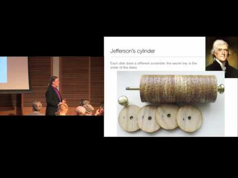 CRIS MOORE - SENDING SECRETS  CRYPTOGRAPHY & PRIVACY IN A QUANTUM WORLD [PUBLIC LECTURE] (2015)