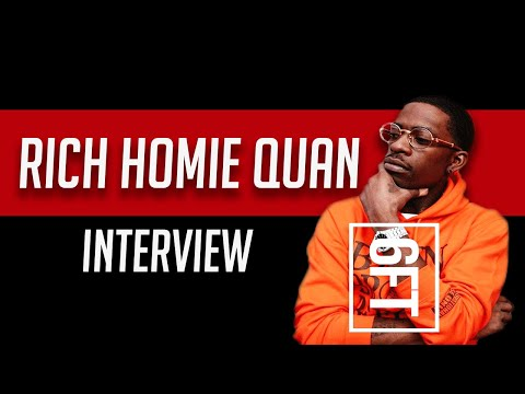 6FT - The Rich Homie Quan Interview - New Album Rich As In Spirit, How to Make It in the Rap Game