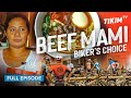 BEEF MAMI-Filipino Noodle Soup Bikers Food Spot