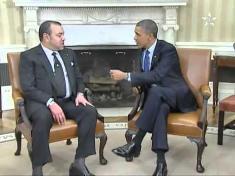 King Mohammed VI's working visit to the U.S + Moroccan delegation activities (Al Aoula Tv French)