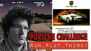 Run, Play, Think! - Porsche Challenge