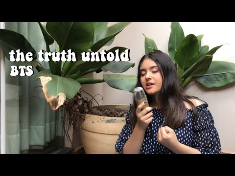 The Truth Untold (전하지 못한 진심) - BTS (방탄소년단) (Feat. Steve Aoki) | cover by duda santiago