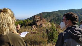Visita al área de trabajo del personal del Instituto Geológico y Minero de España